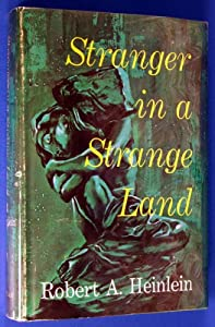 "Cover of ""Stranger in a Strange Land"""