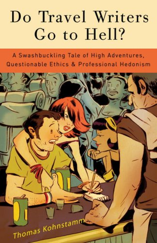 A Swashbuckling Tale of High Adventures, Questionable Ethics, and Professional Hedonism