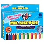 Mr. Sketch Scented Water Color markers, 18-Color Set(20071) for $9.76 + Shipping