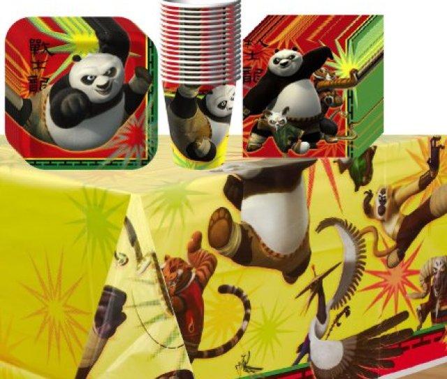 Photos Of Kung Fu Panda Birthday Party Supplies