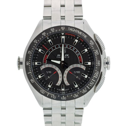 TAG Heuer Men's CAG7010.BA0254 Calibre S Mercedes Benz SLR Chronograph Watch
