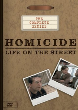 Homicide: Life on the Street - The Complete Series (Repackaged), David Simon, Mr. Media Interviews