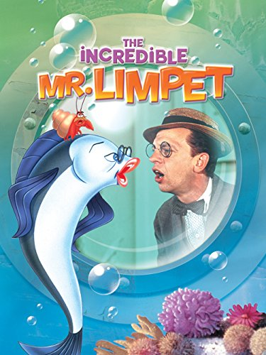The Incredible Mr Limpet Don Knotts Carole Cook Jack Weston Andrew Duggan