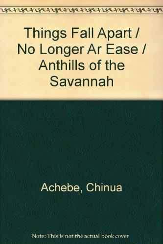Things Fall Apart Achebe Pdf