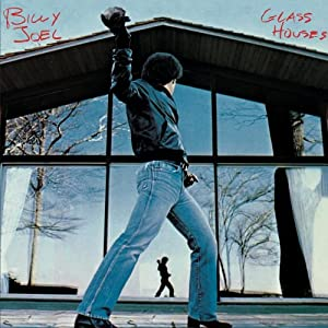 "Cover of ""Glass Houses"""