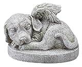 Resin Dog Memorial - Pets