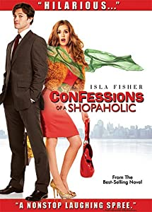"""Cover of """"Confessions of a Shopaholic"""""""