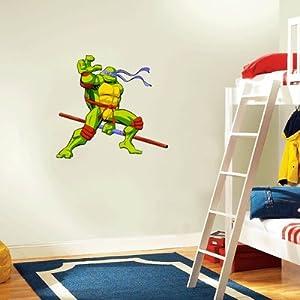 Teenage Mutant Ninja Turtles Wall Decal
