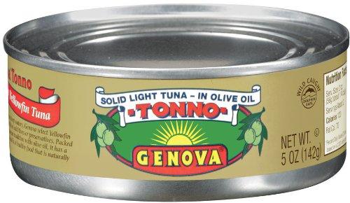 Reviews Genova Tonno Solid Light Tuna in Olive Oil 5
