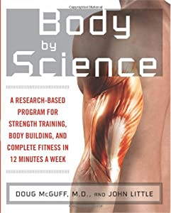 "Cover of ""Body by Science: A Research Bas..."