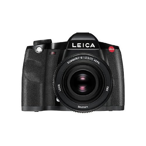 Leica S2-P 37.5MP Camera Body with 3-Inch LCD with Sapphire LCD Cover [BODY ONLY]