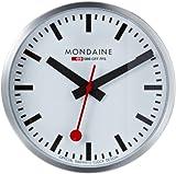 MONDAINE (モンディーン) 掛け時計 ウォール クロック A990.CLOCK.16SBB