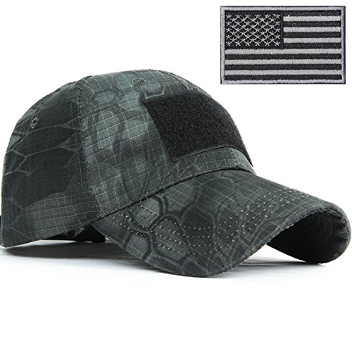 R S Snake Camouflage Baseball Hats Fitted for Hunting Shooting Tactical  Military B002 ced62446d4da
