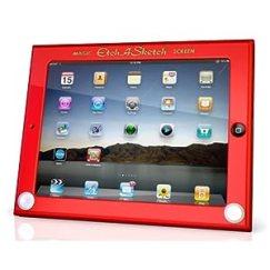 Headcase Etch-a-Sketch iPad case at amazon