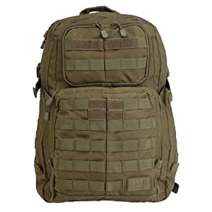 Review 5.11 Rush 24 Back Pack 2cb8b30084926