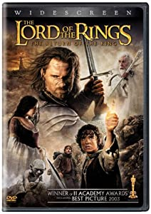 "Cover of ""The Lord of the Rings: The Retu..."