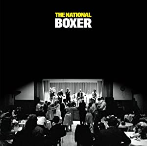 """Cover of """"Boxer"""""""