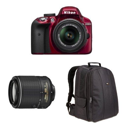 Nikon D3300 DX-format DSLR camera