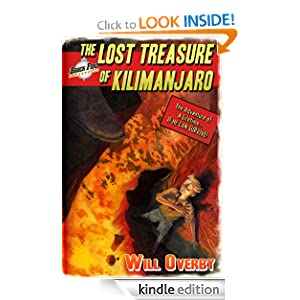 The Lost Treasure of Kilimanjaro (Brock Ford Adventures)
