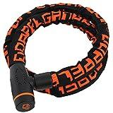 DOPPELGANGER(ドッペルギャンガー) アーマードケーブルロック DW-01 スチールシェルロックシステム 断面径20mm 自転車・バイク盗難防止用