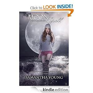Moon Spell (The Tale of Lunarmorte #1)