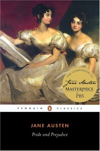 Penguin Classics edition of Pride and Prejudice