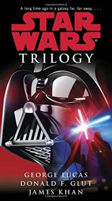 Star Wars Trilogy by George Lucas| wearewordnerds.com