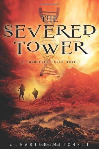 The Severed Tower book cover