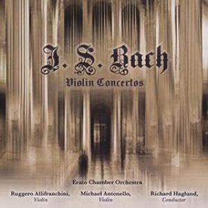Erato Chamber Orchestra - J.S. Bach: Violin Concertos