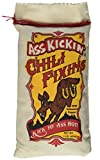 Ass Kickin' Chili Fixins - These Arizona spices make a bowl of red chili that's beyond compare. Masa flour, habanero peppers, pinto and black beans packaged separately and sewn up in an authentic Southwest cloth bag. Makes a great gift!