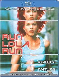 """Cover of """"Run Lola Run [Blu-ray]"""""""