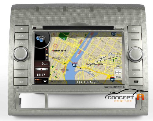 2006 Toyota Tacoma In-dash Vehicle DVD GPS Navigation