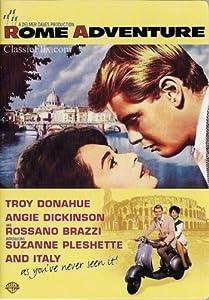 "Cover of ""Rome Adventure"""