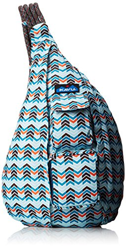 Kavu Rope Sling Bag Strawberry