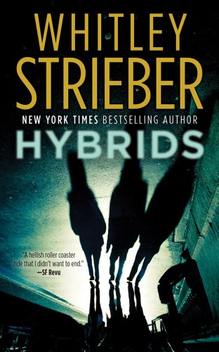 Cover of Hybrids by Whitley Strieber