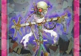 遊戯王 英語版 DT07-EN046 Scrap-Iron Scarecrow くず鉄のかかし (ノーマル・パラレル)