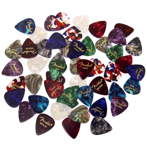 Fender-Premium-Picks-Sampler-Thin-Medium-Heavy-Gauges