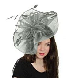 Hats By Cressida Highball Ascot Fascinator Hat Women