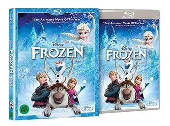 アナと雪の女王(Frozen) 韓国盤Blu-ray [並行輸入品]
