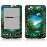 "DecalGirl Protective Kindle Skin (Fits 6"" Display, Latest Generation Kindle) Moon Tree (Matte Finish)"
