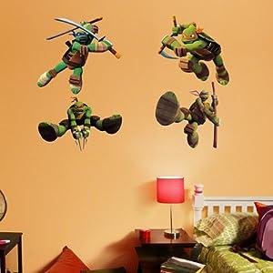 Teenage Mutant Ninja Turtles Collection Fathead