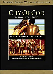 """Cover of """"City of God"""""""