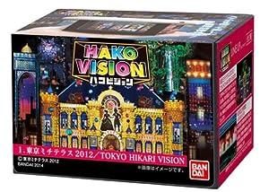 ハコビジョン 2個入 BOX (食玩・ガム)