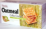 Golden Oatmeal Coffee Cracker - 2 Boxes with 18 Mini Snack Packs NET WT 15.6 OZ (440 g)
