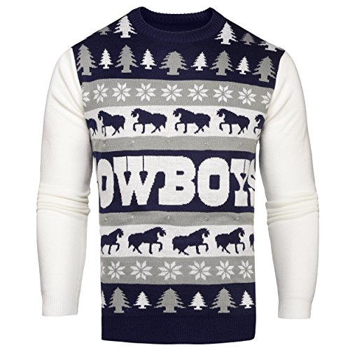 NFL-Dallas-Cowboys-One-Too-Many-Light-Up-Sweater-X-Large