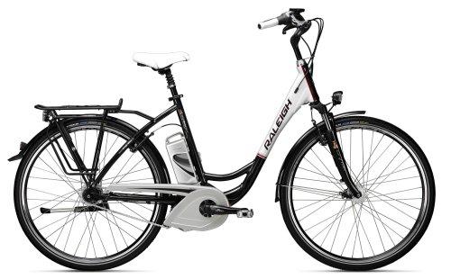 e bike raleigh dover de luxe premium 8 gang 18 ah 49cm. Black Bedroom Furniture Sets. Home Design Ideas