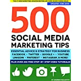 Andrew Macarthy books, eBooks on Social Media and Web Marketing