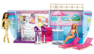 Barbie-Party-Plane-Ship-2-In-1-Playset