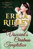 The Viscount's Christmas Temptation (Dukes of War Book 0)