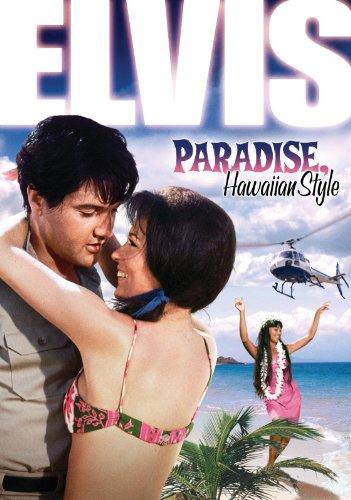 Paradise Hawaiian Style Elvis Presley Suzanna Leigh James Shigeta Donna